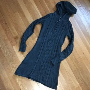 Athleta - Cable Knit Dress